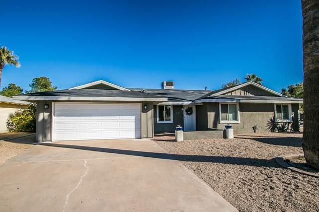 2101 N 70TH Place, Scottsdale, AZ 85257 (MLS #6015719) :: The Kenny Klaus Team