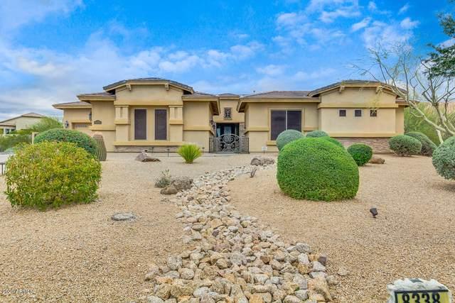 8338 E Kael Street, Mesa, AZ 85207 (MLS #6016388) :: Brett Tanner Home Selling Team