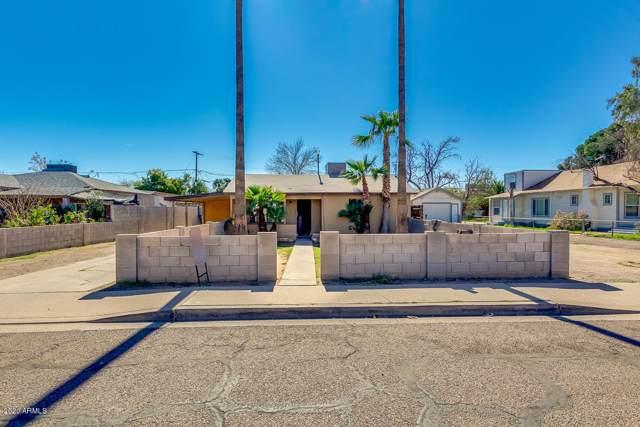 1923 E Yale Street, Phoenix, AZ 85006 (MLS #6017575) :: The Property Partners at eXp Realty