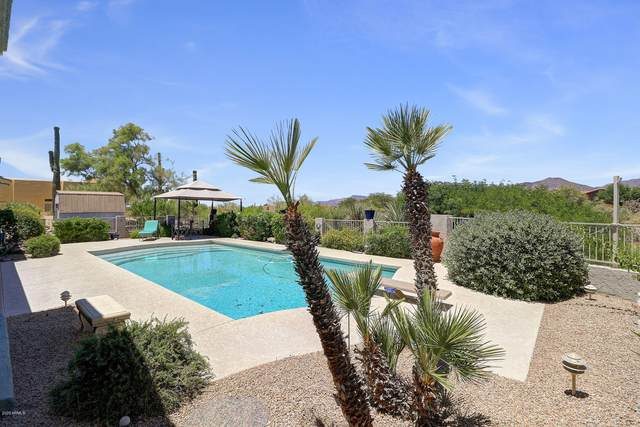 8930 E Stage Coach Pass Road, Carefree, AZ 85377 (MLS #6018024) :: Lux Home Group at  Keller Williams Realty Phoenix