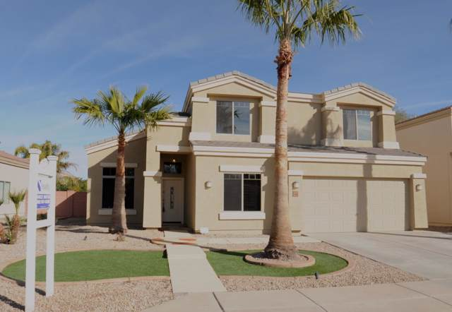 3440 W Tanner Ranch Road, Queen Creek, AZ 85142 (MLS #6019577) :: The Kenny Klaus Team