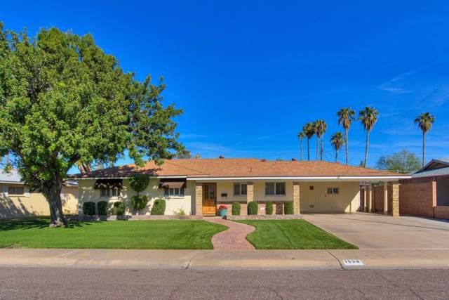 1538 W Lamar Road, Phoenix, AZ 85015 (MLS #6019977) :: The Kenny Klaus Team