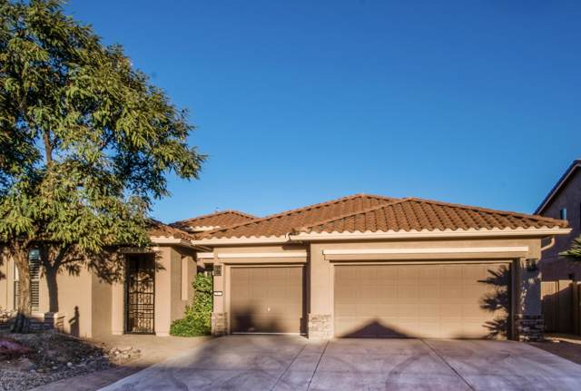 2611 N 162ND Lane, Goodyear, AZ 85395 (MLS #6022582) :: Lucido Agency