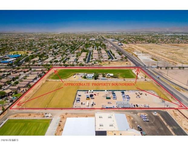 10649 W Buckeye Road, Tolleson, AZ 85353 (MLS #6023888) :: Hurtado Homes Group