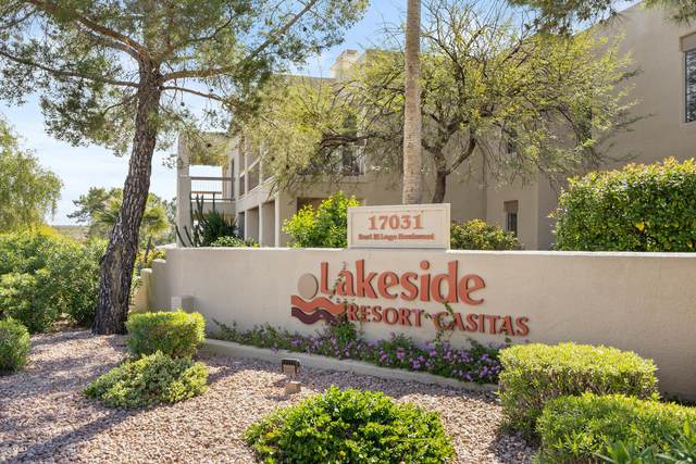 17031 E El Lago Boulevard #1176, Fountain Hills, AZ 85268 (MLS #6025497) :: Lifestyle Partners Team