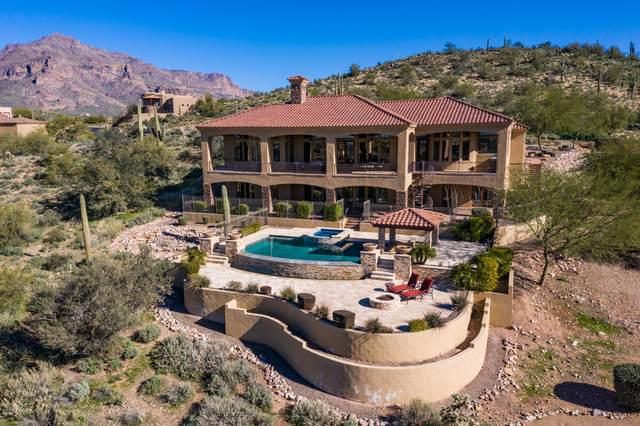 3884 S Avenida De Angeles, Gold Canyon, AZ 85118 (MLS #6025838) :: REMAX Professionals