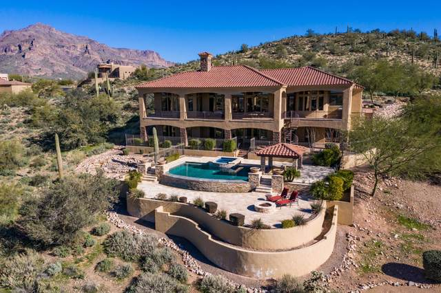 3884 S Avenida De Angeles, Gold Canyon, AZ 85118 (MLS #6025838) :: Kepple Real Estate Group