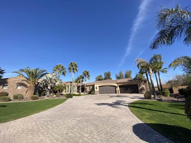 8308 W Park View Court, Peoria, AZ 85383 (MLS #6025875) :: Devor Real Estate Associates