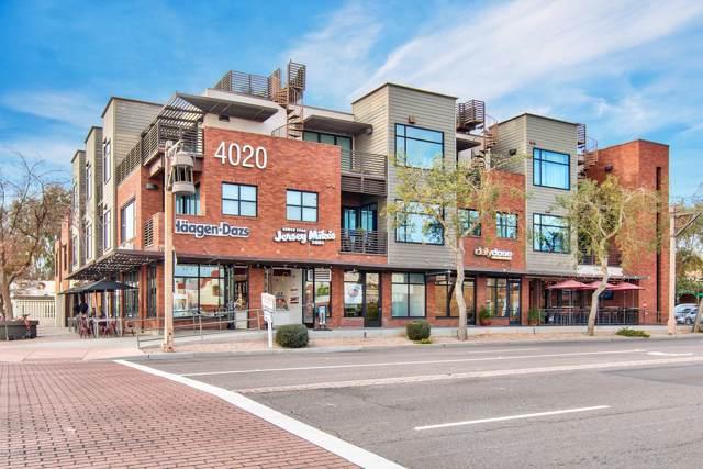 4020 N Scottsdale Road #3005, Scottsdale, AZ 85251 (MLS #6028199) :: The W Group