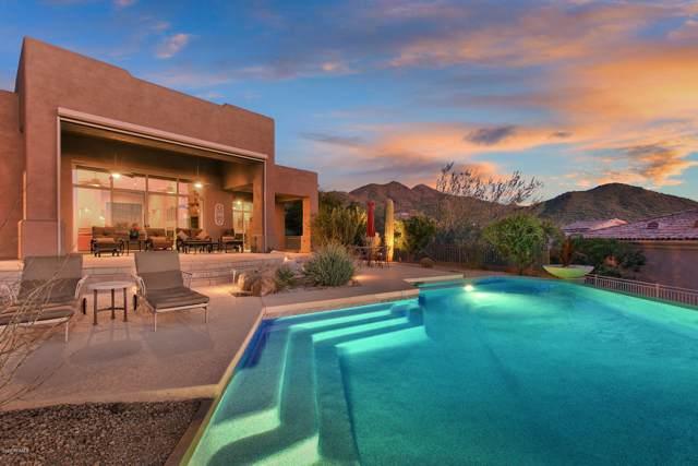 11410 E Paradise Lane, Scottsdale, AZ 85255 (MLS #6033057) :: The W Group