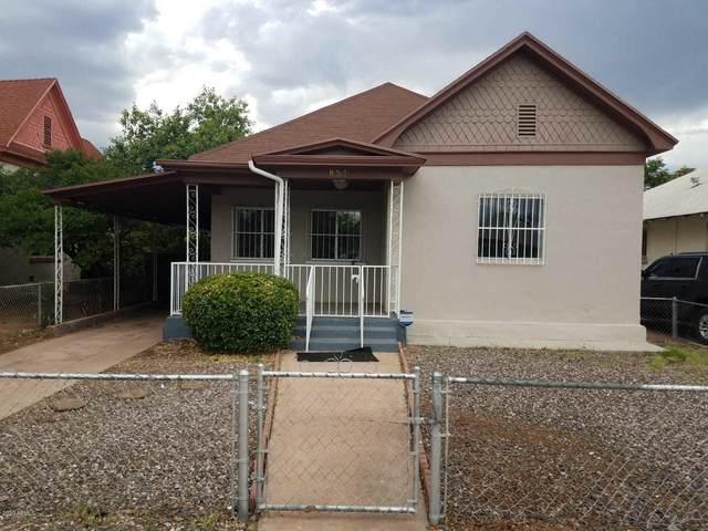 851 E 9th Street, Douglas, AZ 85607 (MLS #6033743) :: The Garcia Group