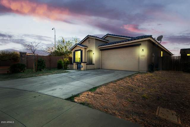 202 N 109TH Avenue, Avondale, AZ 85323 (MLS #6033902) :: The Daniel Montez Real Estate Group