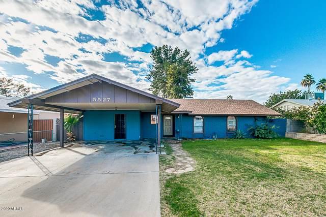 5527 W Vogel Avenue, Glendale, AZ 85302 (MLS #6035188) :: Riddle Realty Group - Keller Williams Arizona Realty