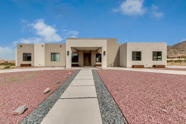 9468 W Canyon Verde Drive, Casa Grande, AZ 85194 (MLS #6036282) :: Kortright Group - West USA Realty