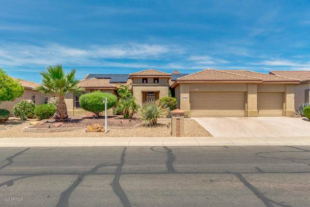 15760 W Autumn Sage Drive, Surprise, AZ 85374 (MLS #6036577) :: Long Realty West Valley