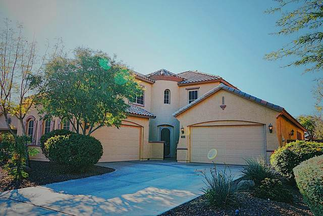 2807 E Desert Broom Place, Chandler, AZ 85286 (MLS #6036991) :: Riddle Realty Group - Keller Williams Arizona Realty