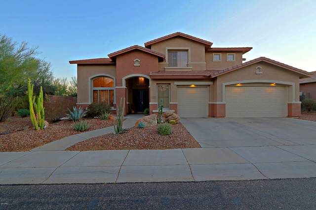 2921 W Owens Way, Anthem, AZ 85086 (MLS #6037574) :: The C4 Group