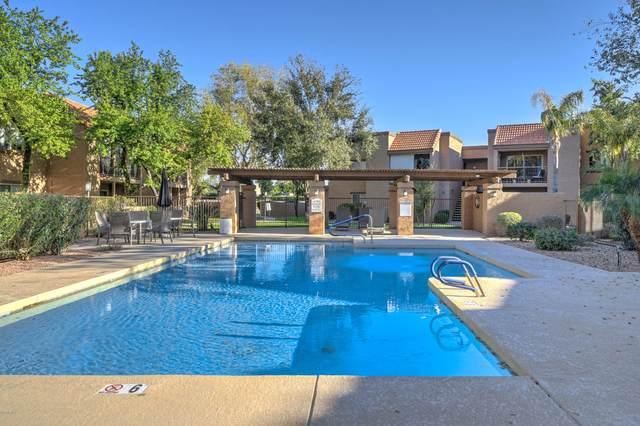 8260 E Arabian Trail #157, Scottsdale, AZ 85258 (MLS #6039291) :: Conway Real Estate