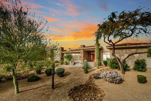 9046 E Havasupai Drive, Scottsdale, AZ 85255 (MLS #6039618) :: Riddle Realty Group - Keller Williams Arizona Realty