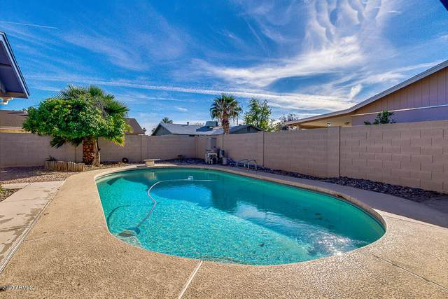 627 W Enid Avenue, Mesa, AZ 85210 (MLS #6044039) :: Brett Tanner Home Selling Team