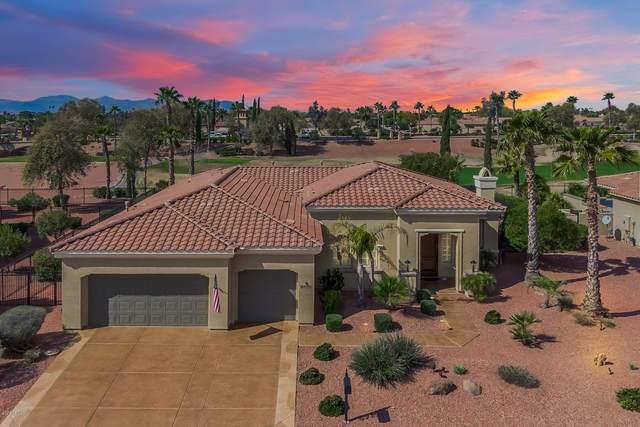 21926 N San Ramon Drive, Sun City West, AZ 85375 (MLS #6044530) :: Howe Realty