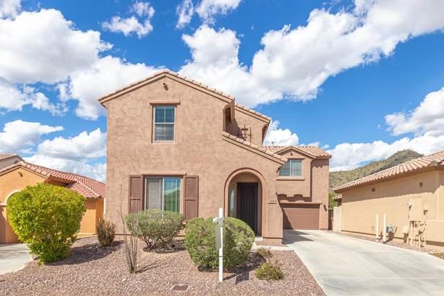 7400 W Montgomery Road, Peoria, AZ 85383 (MLS #6045148) :: The Laughton Team