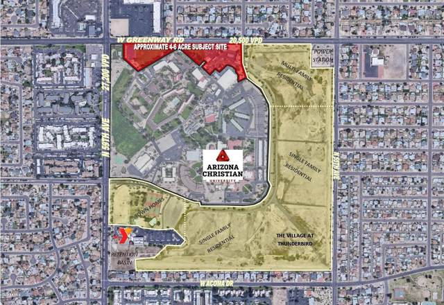 0000 Sec N 57th Ave & W Greenway Road, Glendale, AZ 85306 (MLS #6046194) :: Nate Martinez Team