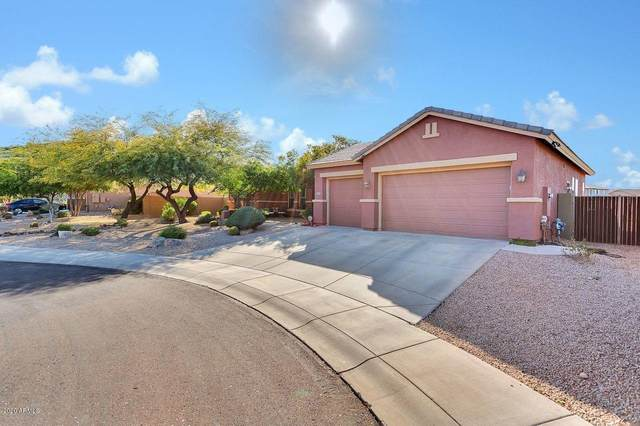 38810 N Courage Court, Anthem, AZ 85086 (MLS #6046805) :: Conway Real Estate