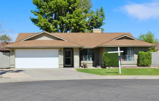 1735 N Platina Circle, Mesa, AZ 85205 (MLS #6047239) :: Brett Tanner Home Selling Team