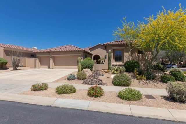 32019 N 20TH Drive, Phoenix, AZ 85085 (MLS #6047756) :: The W Group