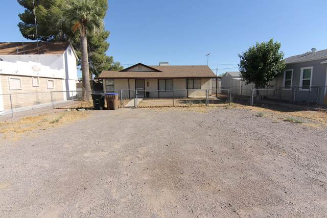 261 W Lindbergh Avenue, Coolidge, AZ 85128 (MLS #6049602) :: The Luna Team