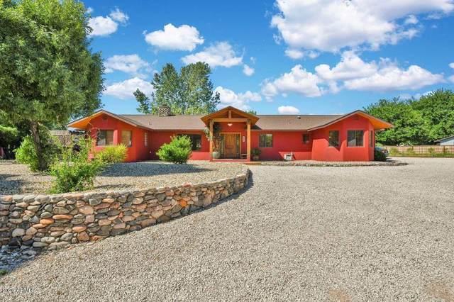 2225 Vanderhoef Lane, Cottonwood, AZ 86326 (MLS #6051865) :: Klaus Team Real Estate Solutions
