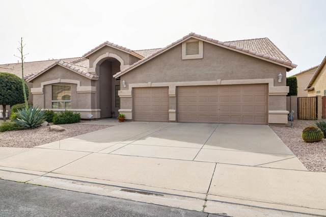 2538 S Revolta Street, Mesa, AZ 85209 (MLS #6052248) :: The Bill and Cindy Flowers Team