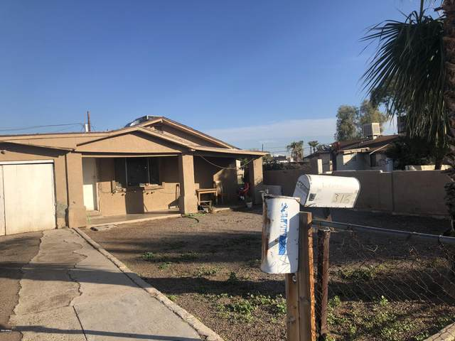 316 E Kinderman Drive, Avondale, AZ 85323 (MLS #6052421) :: Nate Martinez Team