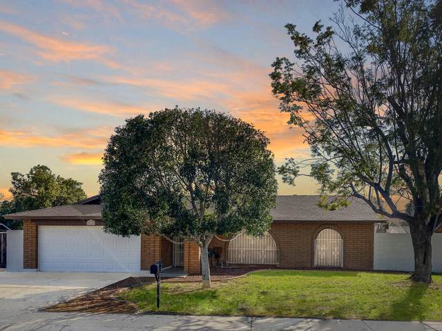 3619 W Joan De Arc Avenue, Phoenix, AZ 85029 (MLS #6052611) :: Devor Real Estate Associates