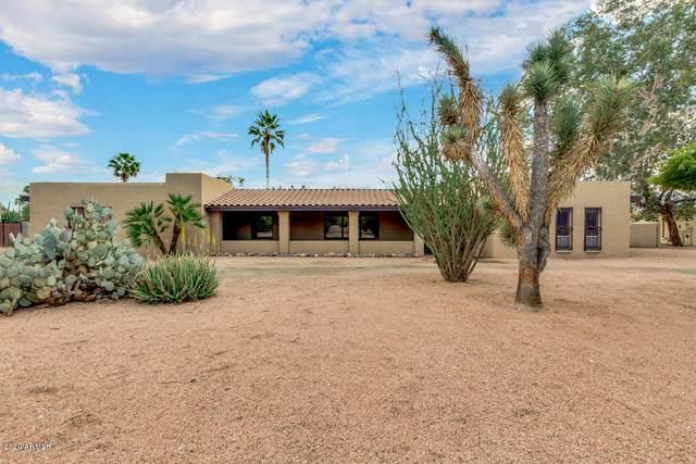 6427 E Mountain View Road, Paradise Valley, AZ 85253 (MLS #6053247) :: Conway Real Estate