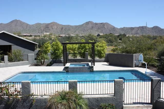12424 E Cochise Drive, Scottsdale, AZ 85259 (MLS #6054695) :: Brett Tanner Home Selling Team