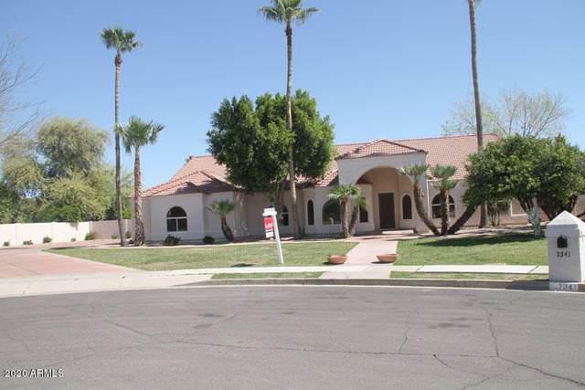 2341 N Lemon Circle, Mesa, AZ 85215 (MLS #6056895) :: My Home Group
