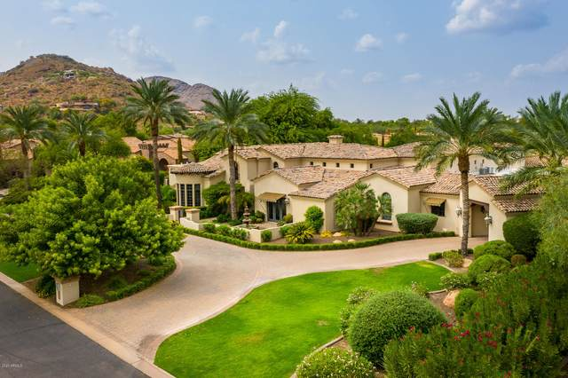 6688 E Judson Road, Paradise Valley, AZ 85253 (MLS #6062951) :: Devor Real Estate Associates