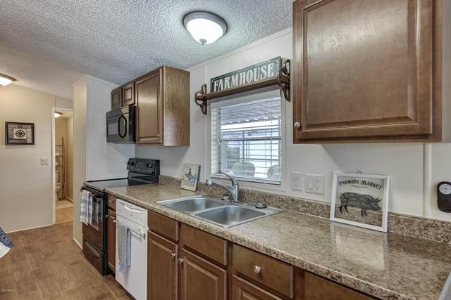 6209 E Mckellips Road #212, Mesa, AZ 85215 (MLS #6064632) :: Brett Tanner Home Selling Team