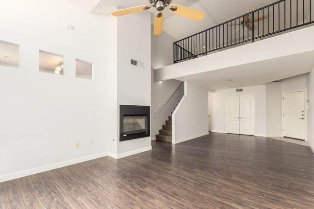 1701 E Colter Street #439, Phoenix, AZ 85016 (MLS #6064754) :: The Laughton Team