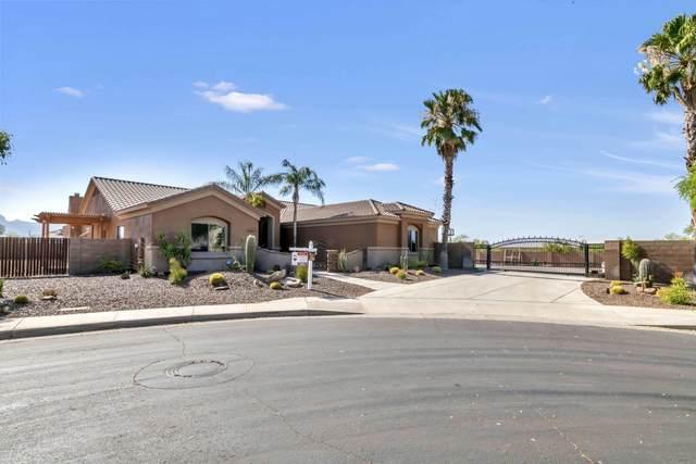 11421 E Fox Circle, Mesa, AZ 85207 (MLS #6065725) :: Klaus Team Real Estate Solutions