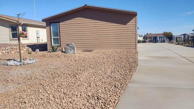 1030 S Barrel Cactus Ridge #128, Benson, AZ 85602 (MLS #6067809) :: The Laughton Team