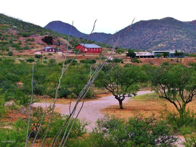 1010 W Main Chance Road, Tombstone, AZ 85638 (#6070098) :: Long Realty Company