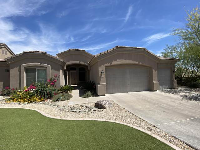 14835 S 5TH Avenue, Phoenix, AZ 85045 (MLS #6070661) :: The Laughton Team