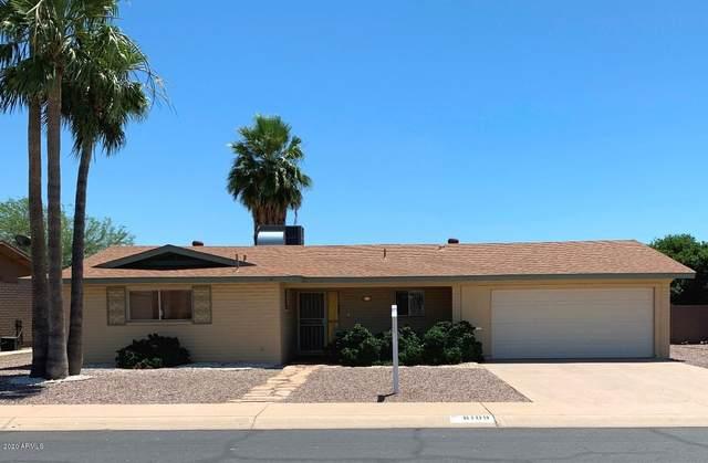6109 E Boise Street, Mesa, AZ 85205 (MLS #6072737) :: The Laughton Team