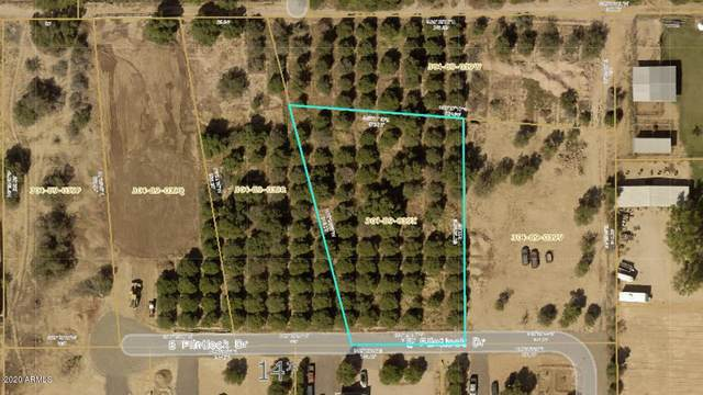 XXX E Flintlock Drive, Queen Creek, AZ 85142 (MLS #6074364) :: Revelation Real Estate