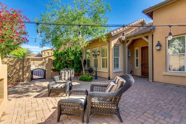 1154 W Coconino Drive, Chandler, AZ 85248 (MLS #6075235) :: Keller Williams Realty Phoenix