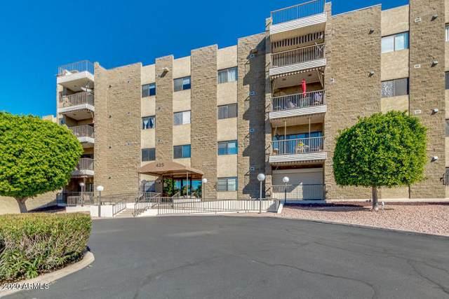 425 S Parkcrest S #328, Mesa, AZ 85206 (MLS #6079527) :: Lifestyle Partners Team