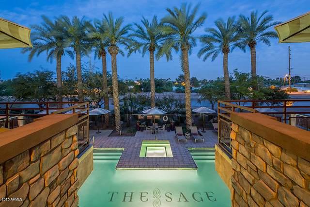 4909 N Woodmere Fairway #1008, Scottsdale, AZ 85251 (MLS #6080236) :: Lifestyle Partners Team